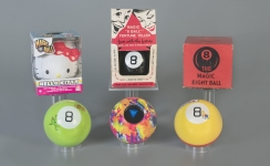8 ball (group, gray)