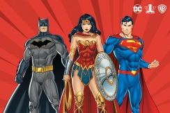 DC Super Heroes Only 23
